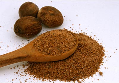 Organic Nutmeg Easy Herb Power
