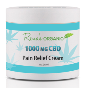 CBD 1000mg pain relief cream